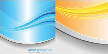 Link toElegant color stripe vector of material