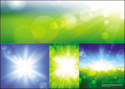 Link toBursts of light vector
