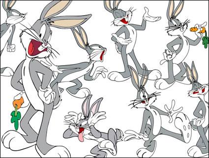Link toBugs bunny bugs bunny cartoon vector