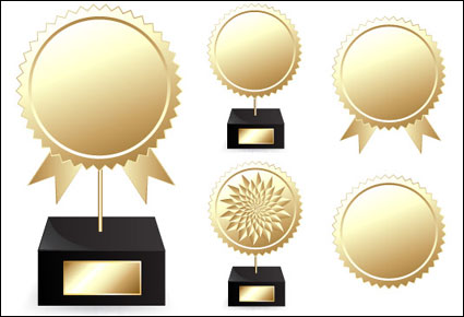 Link toVector trophies medals