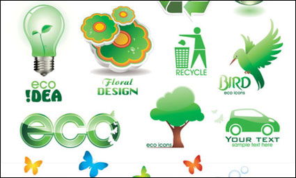Link toGreen vector icons