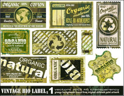 Link toMaterial retro vector do the old label