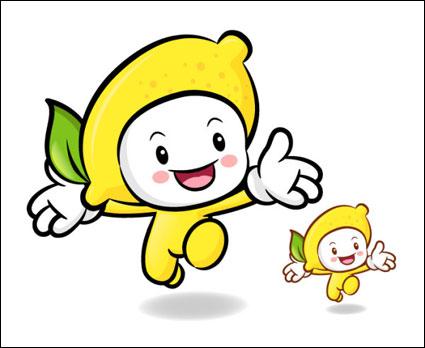 Link toLove the cartoon super fruit vector 10