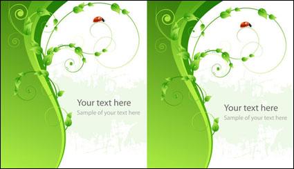 Link toVector ladybug green