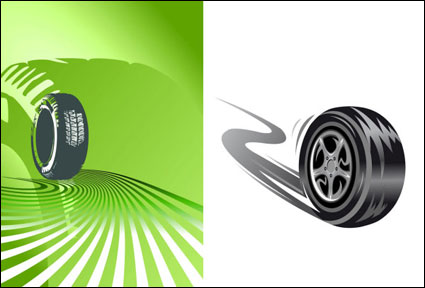 Link toTires vector material -1