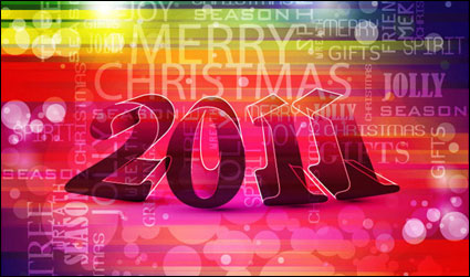 Link toSymphony 2011, three-dimensional word vector material -2