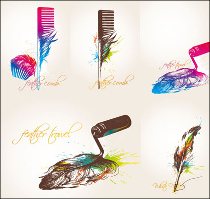 Link toFeather theme vector