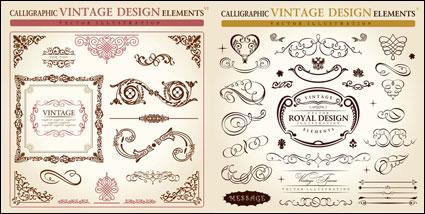 Link toEuropean classic pattern --02