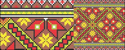 Link toPixel pattern 03-- vector material