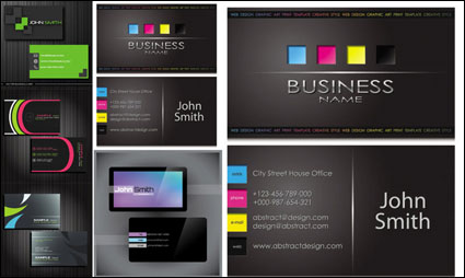Link toGorgeous simple business card templates