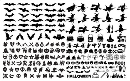 Link toHalloween vector elements