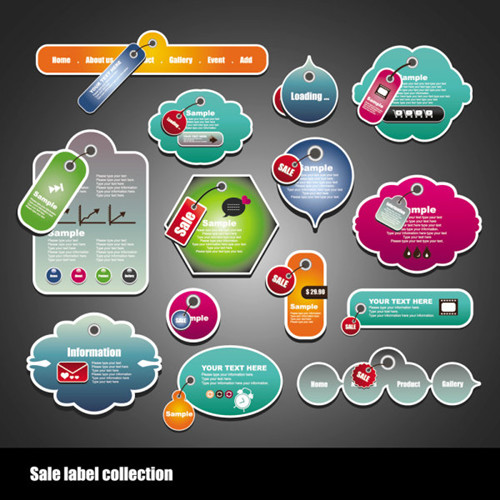 Link toLabel material 02-- vector material