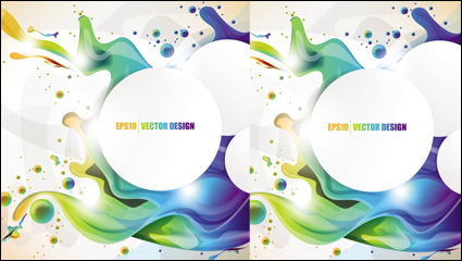 Colorful background 02– vector material