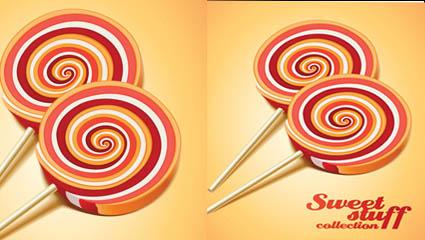 Link toExquisite desserts material 02-- vector material