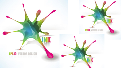 Link toColorful background 04-- vector material