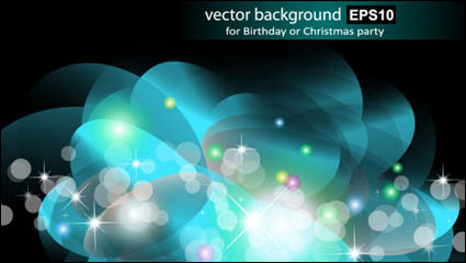 Link toGorgeous bright stars effects 07 -- vector