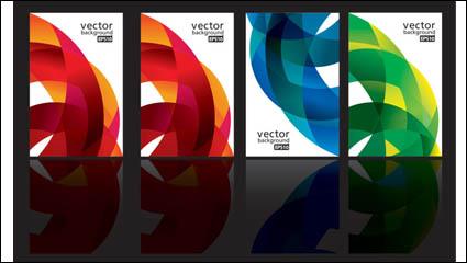 Link toDynamic ribbon card 02-- vector material