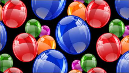 Link toFine bubbles 04-- vector material