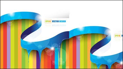 Link toFlowing pigment 05 - vector