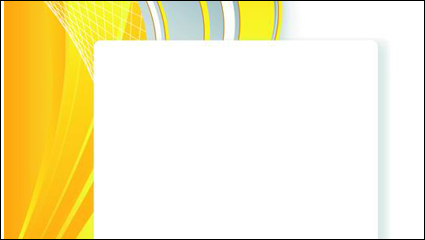 Link toBright yellow line text box vector -3
