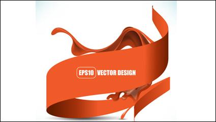Link toFlowing pigment 03 - vector