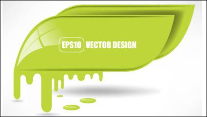 Link toFlowing pigment 04 - vector