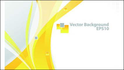 Link toBright yellow line text box vector -4