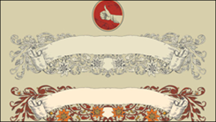 Link toFine pattern 01 - vector