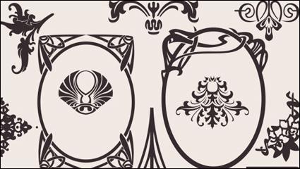 Link toExquisite decorative pattern background 01 - vector