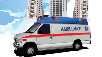 Link to120 ambulance 02-- vector material