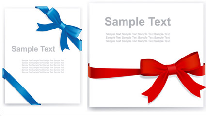 Link toPractical ribbon bow vector