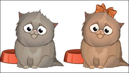 Link toCute cartoon image 04 - vector