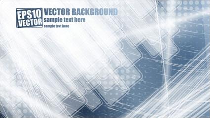 Link toBrilliant dynamic flow line background 01 - vector