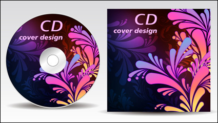 Link toThe cd disc paste disc box 02 - vector material