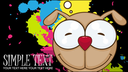 Link toThe trend of animal illustrator 01 - vector material