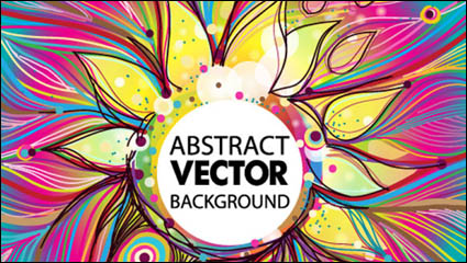 Link toColorful lines pattern 02 - vector material