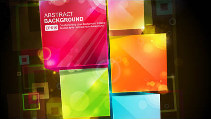 Link toColorful box 02 - vector background