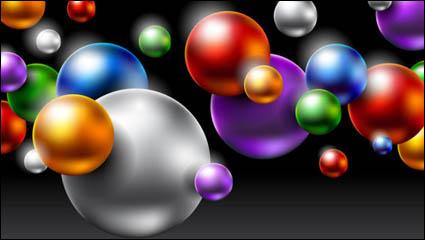Link toBrilliant halo background 04 - vector material