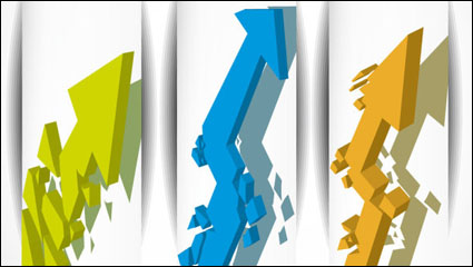 Link toGorgeous long bar background 03 - vector material