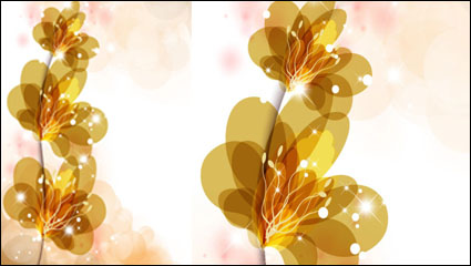 Link toColorful flowers 02 - vector material