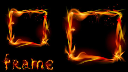 Link toFlame effects 03 - vector material