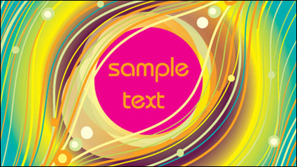 Link toColorful lines pattern 04 - vector material