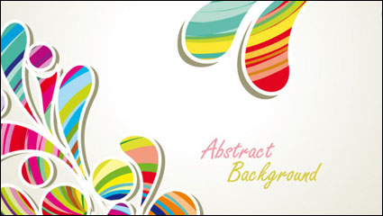 Link toFashion pattern background 04 - vector material