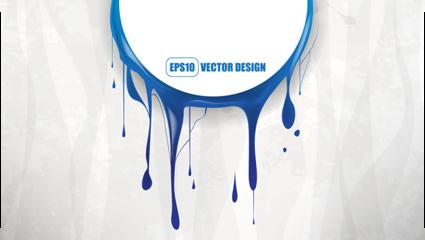 Link toBrilliant fashion background 03 - vector material