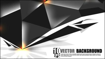 Link toBrilliant sense of technology background 01 - vector material
