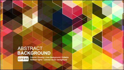 Link toThe trend background 01 - vector material