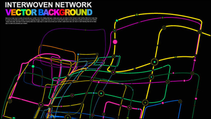 Link toThe commercial dynamic flow line 05 - vector material