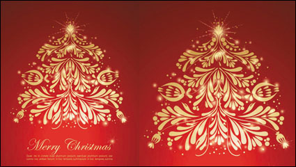 Link toFestive gift material 03 - vector material