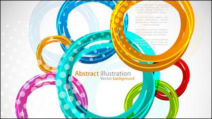 Link toFashion circle 02 - vector material