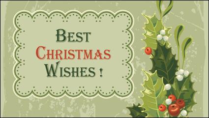 Link toBeautiful christmas background 02 - vector
